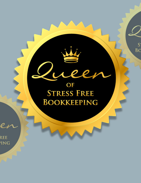 Queen of Stress Free Bookkeeping